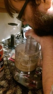 Making the hubs blend it